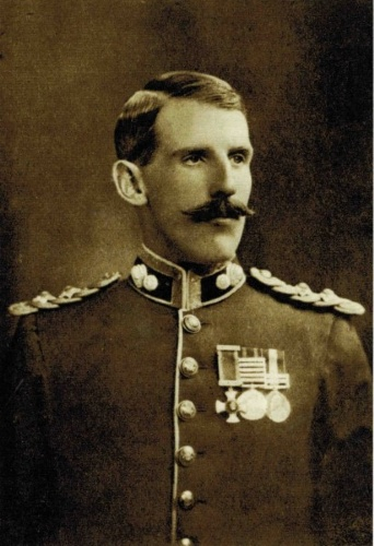 Captain William Miles Kington DSO